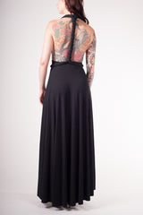 Orgotton Infinity Dress