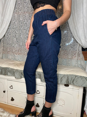 Studio KED Organic Cotton Denim pants