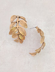 Nuance Falling Leaf Earrings