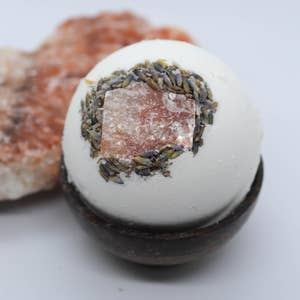 Lotus Lava Herbal Bath Bomb