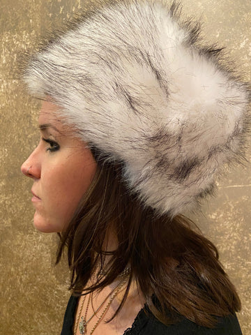 Moods and Madness Faux Fur Hat