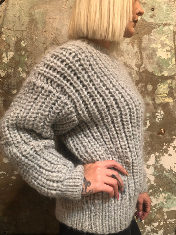 Studio Ked Fisherman's Rib Sweater