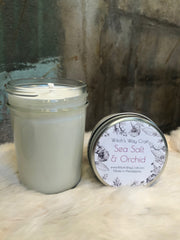 Witch's Way Craft Sea Salt & Orchid
