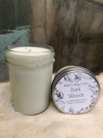 Witch's Way Craft Dark Woods