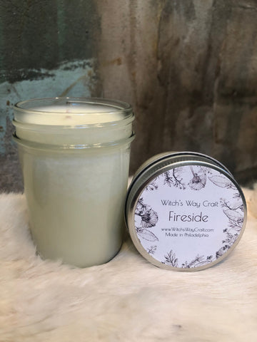 Witch's Way Craft Fireside