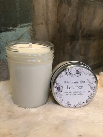 Witch's Way Craft Leather