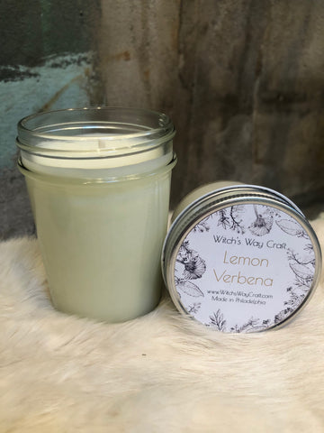 Witch's Way Craft Lemon Verbena
