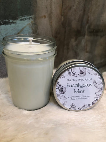 Witch's Way Craft Eucalyptus Mint