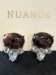 Nuance Emanuel Arch Earrings