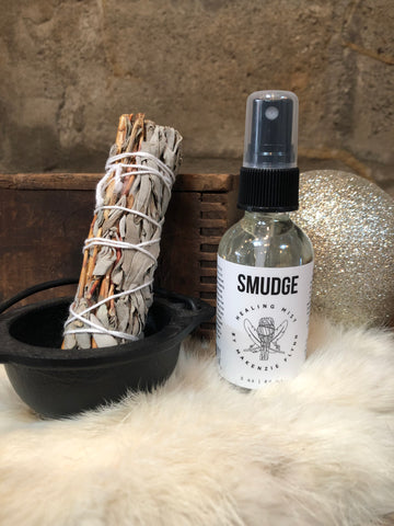 The Smudge Gift Set