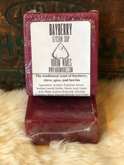 Hokum Wares Glycerin Soap in Bayberry