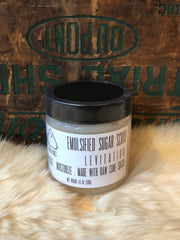 Hokum Wares Emulsified Sugar Scrub in Levitation