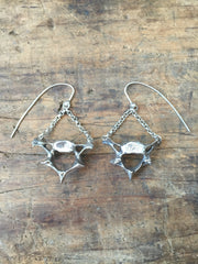 Cozen NYC Atlas Bone Earrings