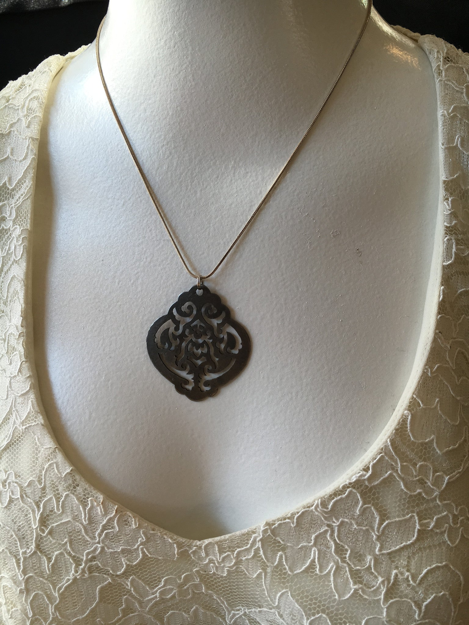 Ellen Durkan Symmetry Necklace