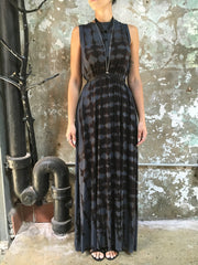 HE Collective Dark Neutrals Hand Dyed Maxi