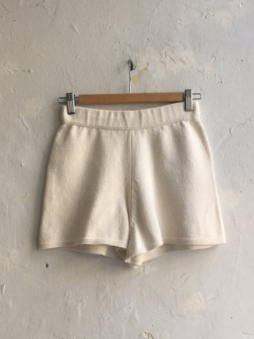 Studio KED Organic Cotton Knit Shorts