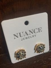 Nuance Baroque Gemstone Posts