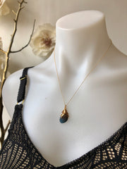 Nuance Mini Feather Necklace | MORE COLOR OPTIONS |
