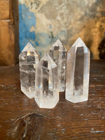 Witch's Way Crystal Quartz Point