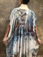 BlckBts Felted Watercolor Kaftan