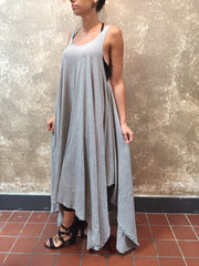 Heartless Revival Gemini II Dress - Grey