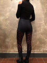 Sophi Reaptress Bat Leggings