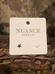 Nuance Icon Stud Earrings