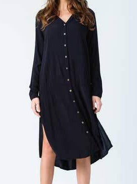 NYTT Button Up Midi Dress