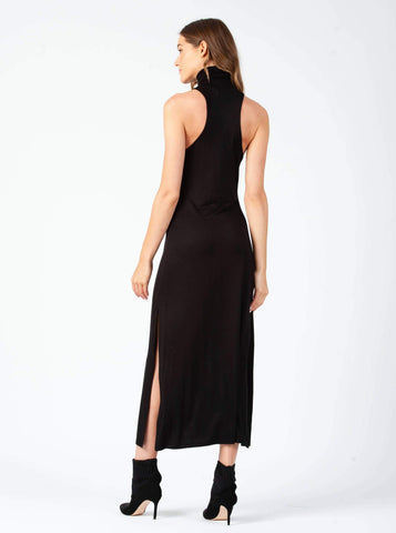 NYTT Sleeveless Turtle Neck Dress
