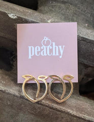 Nuance Peachy Earrings