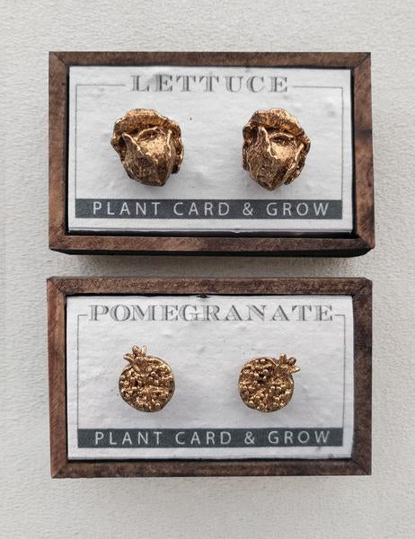 Nuance Crate of Produce Earrings