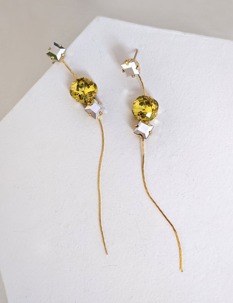 Nuance Shooting Star Earrings