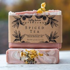 Salty Lemon Apothecary Spiced Tea Soap