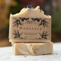 Salty Lemon Apothecary Wanderer Soap