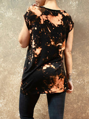 ADHD Driven Bleached Top