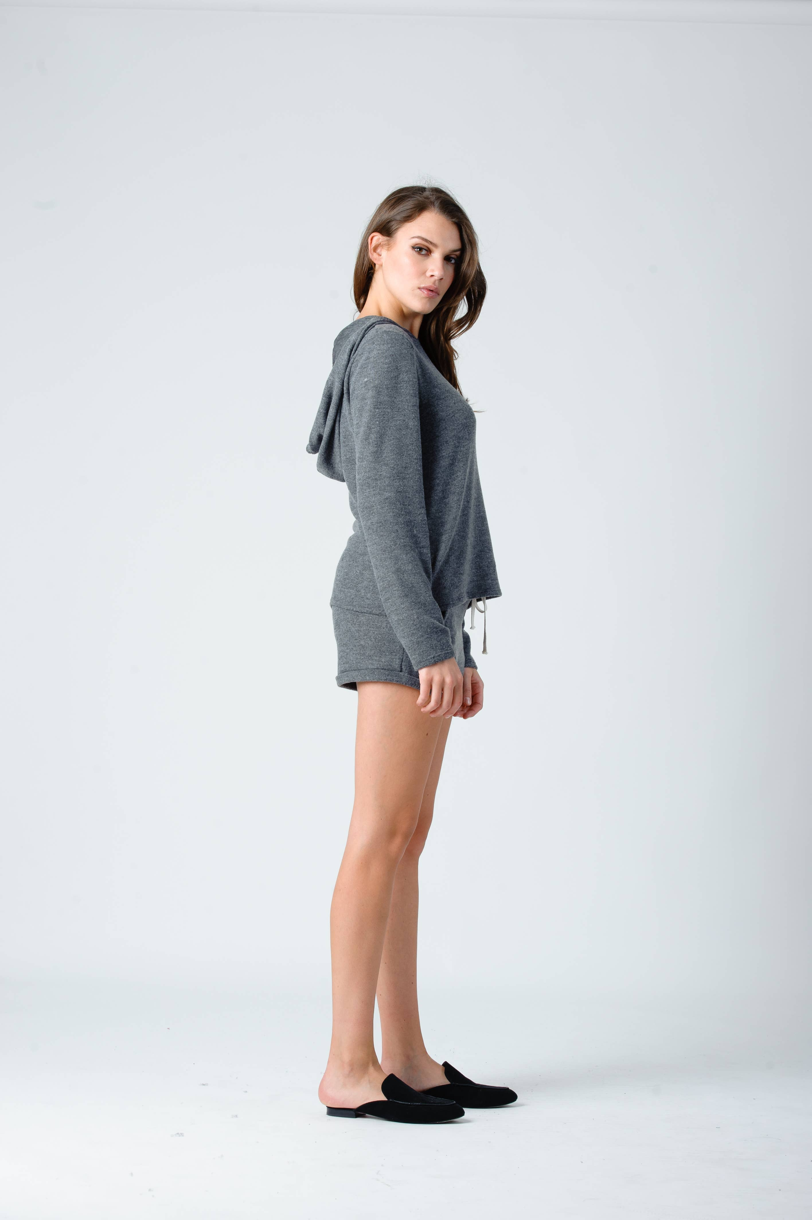 NYTT Charcoal Lounge Shorts