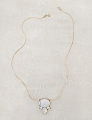 Nuance Emanuel Arch Necklace