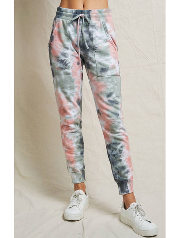 Maronie Dyed Joggers