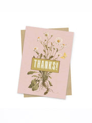 Mini Card - Daisy Thanks