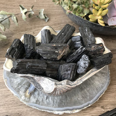 Witch's Way Raw Black Tourmaline