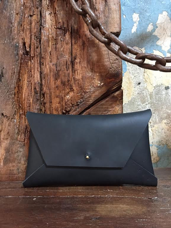 Studio KED Envelope Clutch Black