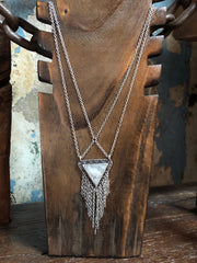 Hiouchi Days to Come Necklace Silver