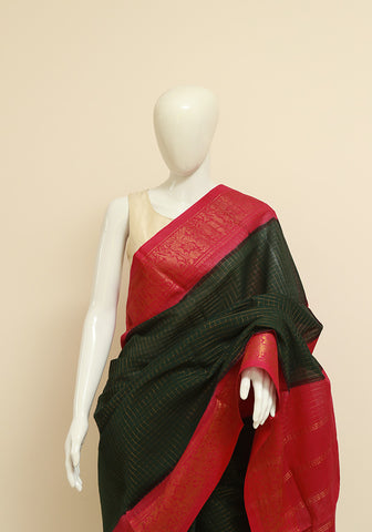 Sungudi Saree Design 25