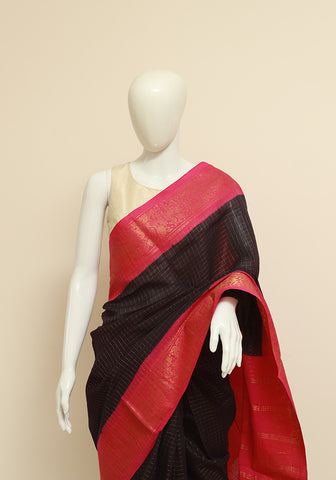 Sungudi Saree Design 26