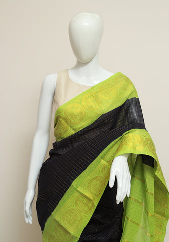 Sungudi Saree Design 140
