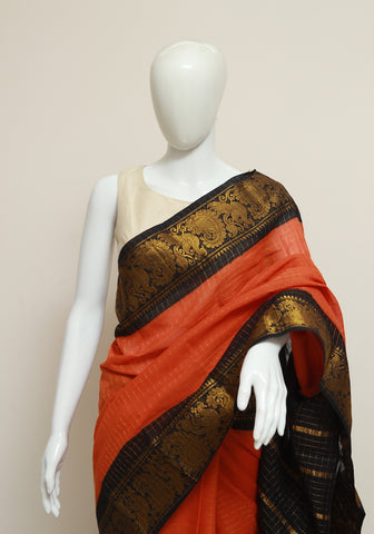 Sungudi Saree Design 141