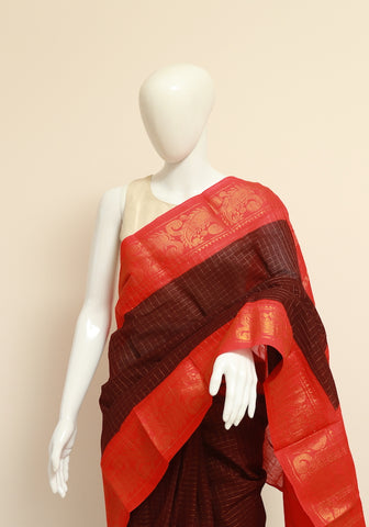 Sungudi Saree Design 31