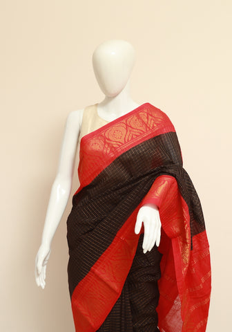 Sungudi Saree Design 32