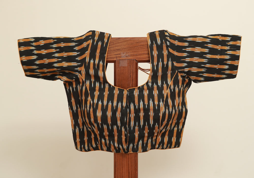 400b76a445 Ikat Ready Made Blouse Design 1. Product code: REBL0200. Brand Desically  Ethnic