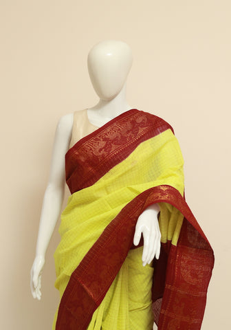 Sungudi Saree Design 35
